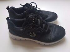 Graceland black trainers walking running shoes Size UK 5 / EU 39