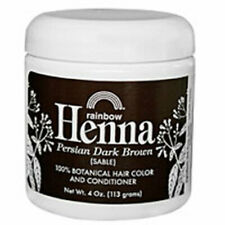 Rainbow Research - Henna Persian Hair Color Dark Brown - 4 oz.
