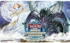 YUGIOH PLAYMAT TRUE DRACO WORLD CHAMPIONSHIP QUALIFIER REGIONAL 2017 MAT PLAYMAT