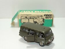 Russian USSR MILITARY UAZ A-41 MINIBUS 977  (276) vintage 1/43 boxed
