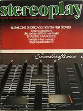 STEREOPLAY 67 1979 Tom Robinson Patti Smith Bad Company Finardi John Williams