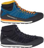 MERRELL Catalyst Mid Imperméable Sneakers Chaussures Bottes Hommes Nouveau