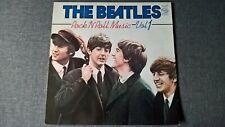 THE BEATLES - ROCK'N'ROLL MUSIC Vol.1 .     LP.