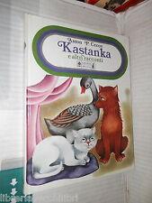 KASTANKA E ALTRI RACCONTI Anton P Cecov Giunti Marzocco 1975 libro narrativa di