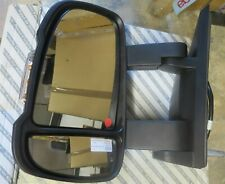 PEUGEOT BOXER CITROEN RELAY FIAT DUCATO DOOR MIRROR LEFT !GENUINE! 735620768