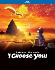 Pokemon The Movie: I Choose You! [New Blu-ray] Amaray Case