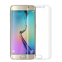 2X Tempered Glass Screen Protector Full Cover Curve For Samsung Galaxy S7 Edge^