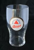Bass Pale Ale Tulip Pint Beer Glass
