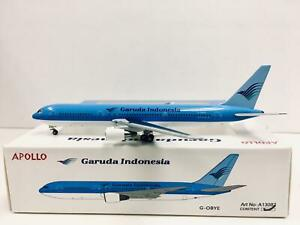 APOLLO 1:400 Garuda Indonesia BOEING 767-300 G-OBYE A13082