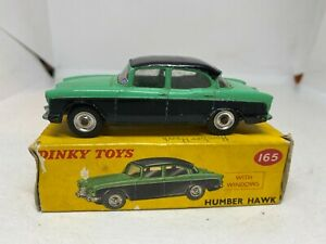 Dinky Toys 165 Humber Hawk Boxed