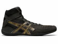 Asics MATCONTROL 2 L.E. LITE-SHOW Men's 1081A037.001 BLACK/GOLD Wrestling Shoes