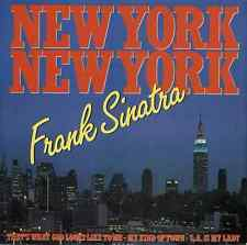 "FRANK SINATRA - New York, New York (12"") (VG/VG+)"
