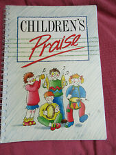 Children' Praise Music songbook collection of 200 songs