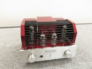 Used TRIODE RUBY Used Vacuum Tube Stereo Integrated Amplifier Mini Amp Music