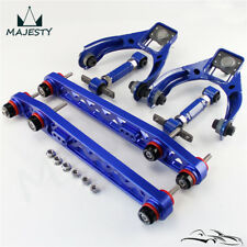 Lower Control Arm+Bushing Washer+Front Rear Camber For 96-00 Honda Civic EK BL