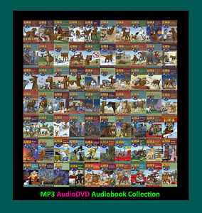 The HANK THE COWDOG Series By John Erikson  (78 MP3 Audiobook Collection)