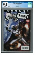 Moon Knight Annual #1 (2008) Marvel One-Shot CGC 9.8 JZ242