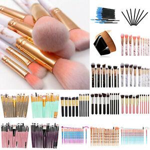 Professional Make Up Kabuki Brushes Ladies Blusher Face Powder Eyeshadow Sets