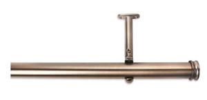 Cambria® Premier Complete Decorative 28-Inch - 48-Inch Drapery Rod in Warm Gold