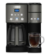 Cuisinart Coffee Center 12-Cup Coffee Maker & Single-Serve Brewer - Refurbished