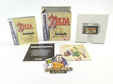 "Nintendo Gameboy Advance Spiel "" The Legend of Zelda a link to the Past "" Ovp"