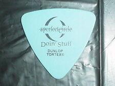 A Perfect Circle Doin Stuff Logo Maynard of Tool Concert Tour Bass Guitar Pick