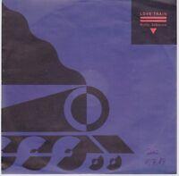 "7"" Holly Johnson (FGTH) Love Train / Murder In Paradise 80`s Warner MCA"
