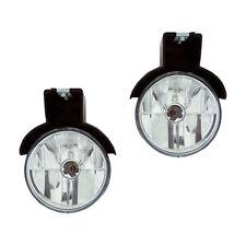 Fits 98-00 Dakota Durango Driver + Passenger Side Fog Light Lamp Assembly 1 Pair