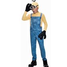 MINIONS $49 KIDS CHILDS Yellow/Blue Girls/Boys SZ L 8 - 10 KEVIN Costume NWT