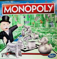 Monopoly Classic Board Game UK EDITION from Hasbro Gaming FREE POST! - GG5