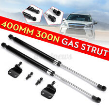 Pair Universal 400mm 40CM 300N Gas Struts Spring Kit Conversion Bracket Car