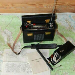 RARE VINTAGE Military Transistor Radio Mayak-2 FULL KIT