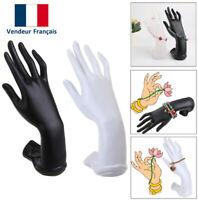 Mannequin à la main affichage bijoux Bracelet Collier chaîne anneau gant support
