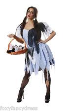 Zombie Dorothy GRATUIT COLLANT Fille De La Campagne Femmes Halloween