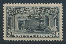 U.S. Scott #E19 Superb Centering with Jumbo Margins (Mint Hinged)