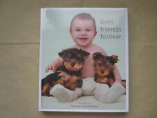 BEST FRIENDS FOREVER Baby & Pets PICTORIAL BOOK by Rachel Hale Mckenna
