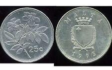 MALTE 25 cents 1995