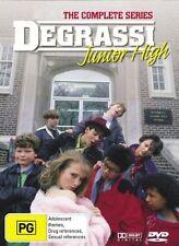 Degrassi Junior High: The Complete Series (DVD, 7 Disc Box Set) Region 4 - VGC