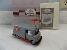 1960 Seal T Milk Truck Kiddie Car Hallmark Classics mint! first time out of box