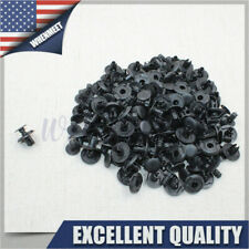 Fender Splash Shield Push Rivet Fastener Retainer Clips For Toyota Avalon 100PC