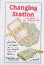 PATTERN - Changing Station - handy PATTERN - Patterns By Annie