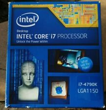 Intel i7 4790k cpu. lga 1150