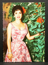 Gina Lollobrigida - Movie Photo - Film Foto Autogramm-AK (Flo-385