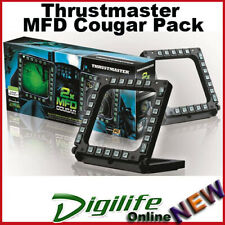 Thrustmaster Replica U.S Air Force MFD Cougar Flight ( 2960708) Panel Duo Pack for PC
