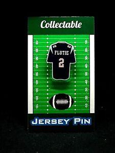 New England Patriots Doug Flutie jersey lapel pin-Classic team Collectable