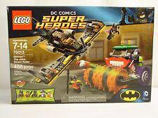 LEGO DC Comics Super Heroes Batman The Joker Steamroller 76013 NEW