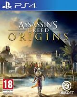 ASSASSIN'S ASSASSINS CREED ORIGINS PS4 NUEVO CD FISICO ESPAÑOL CASTELLANO