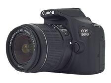 Canon Camara digital Eos1300d 18/55 DC III