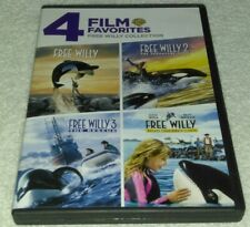 Free Willy 4 Film Favorites  Collection DVD