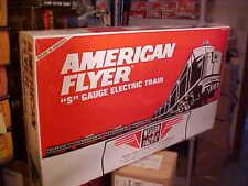 AMERICAN FLYER,,,# 49604-----WESTERN PACIFIC, CALIFORNIA ZEPHYR SET